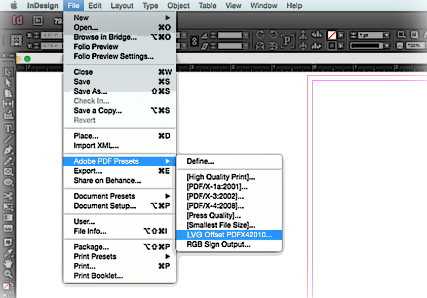 How to Use Spot Colors for Printing | Laurel Valley Graphics